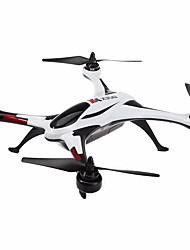 Drone XK X350 6 Canais 6 Eixos 2.4G - Quadcóptero RC FPVQuadcóptero RC Controle Remoto Manual Do Usuário Protetores De Propulsor