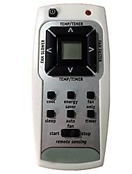 Substituição de ha-2017c para controle remoto de ar condicionado do frigidaire 5304476851 para fra186mt212 fra186mt213 fra186mt214
