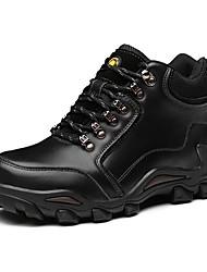 Для мужчин Спортивная обувь Удобная обувь Зимние сапоги Натуральная кожа Наппа Leather Осень Зима Атлетический ПовседневныеУдобная обувь