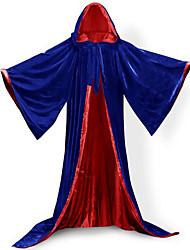 Пальто Косплэй Kостюмы Накидка Метлы для ведьм Товары для Хэллоуина Костюм для вечеринки МаскарадСупер-герои Bats Волшебник/ведьма