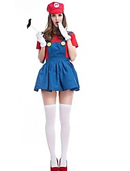 Women's Cosplay Halloween Costume