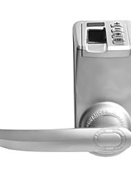 Adel легко установить один замок язычок отпечаток пальца пароль механический замок diy-788