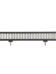 3 linhas 216w 21600lm led barra de luz de trabalho 216w faróis spot flood combo lâmpada offroad 216w levou luz de condução