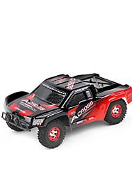 WL Toys 12423 Carroça 1:12 Electrico Escovado Carro com CR 50 2.4G Pronto a usar 1 x manual 1x Carregador 1 carro RC x