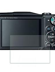 Dengpin anti-rasguño a prueba de explosiones de vidrio templado protector de pantalla película para canon powershot sx700 hs
