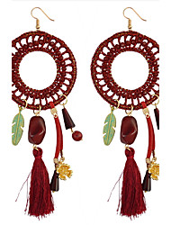 Women's Drop EarringsBasic Unique Design Geometric Friendship Durable Movie Jewelry Sexy Luxury Tassels Statement Jewelry Fashion USA