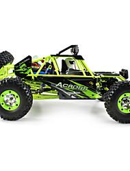 WL Toys 12428 Rock Climbing Car 1:12 Elettrico con spazzola Auto RC 50 2.4G 1 manuale x 1 x caricabatterie 1 x RC Car