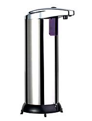 400ML Innovative Infrared Smart Sensor Touch Free Automatic Liquid Soap&Sanitizer Dispenser for Kitchen Bathroom Home Bath Wash Hands