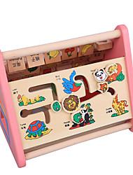 Конструкторы Обучающая игрушка Игры с последовательностью Для получения подарка Конструкторы 1-3 лет Игрушки