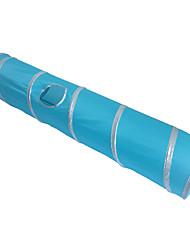 Chat Couchages Animaux de Compagnie Couvres Couleur Pleine Portable Bleu Rose