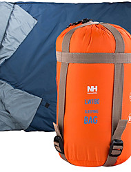 NH 190*150cm Outdoor Ultralight Hiking Camping Envelope Imitation Silk Mini Ultra-Small Size Sleeping Bag
