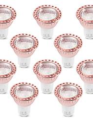 5W Faretti LED T 1 COB 400-500 lm Bianco caldo Luce fredda Oscurabile Decorativo V 10 pezzi