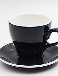 Standard Coffee Cup Professional Pulling Coffee Cups Cappuccino Cup