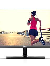 BENQ computer monitor 23.6 inch PLS narrow bezel flicker-free blue-filtered eyesight protective HDMI VGA 1920*1080 pc monitor