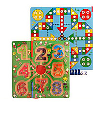 Maze Number PVC
