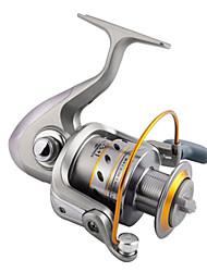 Reel Fishing Roulement Moulinet spinnerbaits 5.2:1 13 Roulements à billes Echangeable Pêche d'eau douce Pêche au leurre Pêche générale