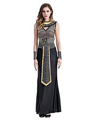 Une Pièce/Robes Reine Costumes égyptiens Fête / Célébration Déguisement d'Halloween Rétro Other Robes Accessoires de tailleHalloween