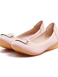 Women's Loafers & Slip-Ons Club Shoes Moccasin Gladiator Formal Shoes Comfort Ballerina Novelty Flower Girl Shoes Light SolesCustomized