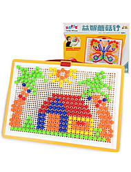 Jigsaw Puzzle Toys Mushroom Kid's Pieces