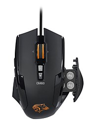 Dareu DM60 11Keys 8200DPI RGB USB Game Mouse With 180CM Cable
