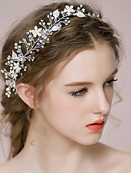 Wedding Hair Vine Flower Hair Vine Bridal Hairpiece Pearl Crystal Hair Vine Wedding Headpiece