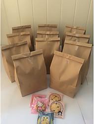 50 Шт./набор Фавор держатель-КубическийКоробочки Мешочки Сувенирные шкатулки Горшки и банки для конфет Упаковка и коробки для кексов