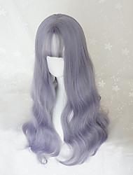 Sweet Lolita Curly Light Purple Lolita Wig