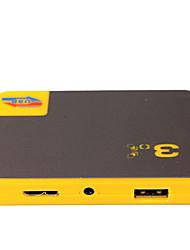 YUANKAIDA JY-SH022 HUB USB 3.0 Super-Speed 4 Ports 5.0 Gbps With Line