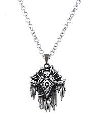 Жен. Муж. Ожерелья с подвесками Бижутерия Геометрической формы В форме животных СплавУникальный дизайн В виде подвески Геометрический