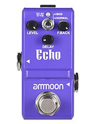 Ammoon Nano Series Delay Guitar Effect Pedal True Bypass Aluminum Alloy Body
