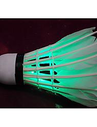 6pcs Legere Sport Badminton LED-Lampen LED Licht LED Licht Leichtes Material für Kork