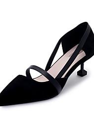 Для женщин Сандалии Классика клуб Обувь Мода Полиуретан Весна Лето Вечерние Повседневные На выход Для праздника Классика клуб Обувь Мода