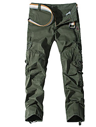 Men's High Rise Micro-elastic Shorts Pants,Chinoiserie Loose Solid