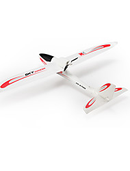 XK A700 3CH Brush RC Airplane RTF 2.4GHz Compatible with FUTABA S-FHSS