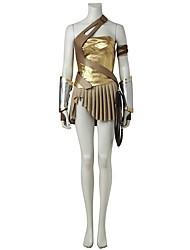 Costumes de Cosplay Costume de Soirée Superhéros Cosplay de Film Haut Jupe Plus d'accessoiresHalloween Noël Carnaval Le Jour des enfants