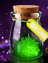 Família Amigos Aniversário Vidro Moderno/Contemporâneo Natal Ano Novo,Fonte de Luz LED Acessórios decorativos