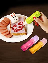 3pcs/set Creative Cake Painting Pens New Selling Food Baking Biscuit Writing Pen Sauce DIY Decorating Tools