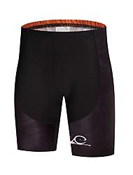 Shorts para Ciclismo Homens Moto Shorts Pavio Humido Ventilação Secagem Rápida Poliéster LYCRA® Ciclismo de Montanha Ciclismo de Estrada