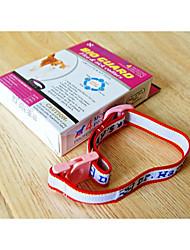 Collar Portable Rainbow Nylon