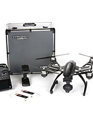 Drone Q500 4K 3 Eixos Com Câmera HD de 1080P FPV Iluminação De LED Seguro Contra Falhas Com CâmeraQuadcóptero RC Controle Remoto 1