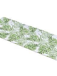 Plantas tropicais nórdicas 16 78 * 30 centímetros de cópia à prova de água do mouse