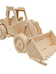 Puzzles Kit de Bricolage Puzzles 3D Blocs de Construction Jouets DIY  Automatique Bois