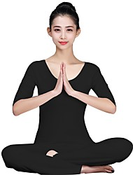 Yoga Tops Moisture Wicking Casual/Daily Sports Wear Yoga Pilates Casual Dancing Women's