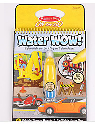 Brinquedo de Arte & Desenho Quadrada 3-6 anos de idade