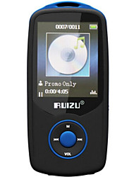 RUIZU X06 4G with Bluetooth MP3 Lossless Music Player