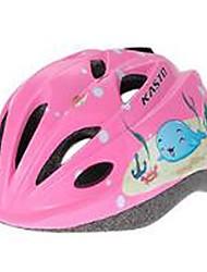 Детские шлем Плотное облегание Демпфирование Износоустойчивый Воздухопроницаемый шлемГорные велосипеды Шоссейные велосипеды Велосипедный