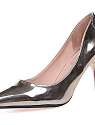 Women's Sandals Comfort Rubber Summer Outdoor Walking Comfort Low Heel Gray Silver Black Gold Under 1in