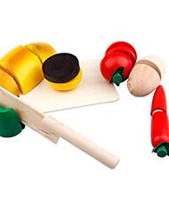 Toy Foods Quadrada Crianças