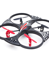 Newest ATTOP YD-716 RC Drone 4 Ch 2.4G 6-Axis Flight Control UFO Quadcopter with LED Light 3D Eversion