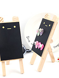 Pinpai Brand 2017 New Style Professional Cute Bear Design Wooden Display Stand
